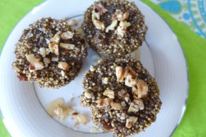 jáhlové muffiny s mákem